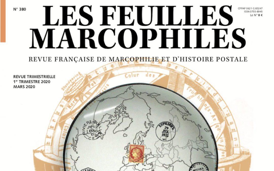 Passionnés d'Histoire Postale, rejoignez l'Union Marcophile !