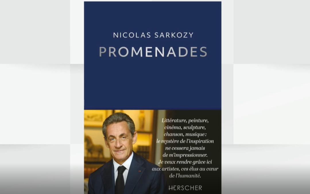 Nicolas Sarkozy est venu à la culture en collectionnant des timbres !